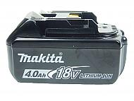 Makita BL1840B 18V 4.0 Ah Single Battery Pack with Fuel Gauge