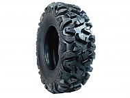 MASSFX KT25812 ATV KT Single Tire 25x8-12 Front 6Ply 25inch