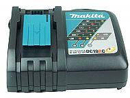 Makita DC18RC 18V Lithium Ion Battery Rapid Charger
