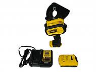 Dewalt DCE150D1 20V Cordless Cable Cutting Tool Kit with Battery 2Ah & Charger