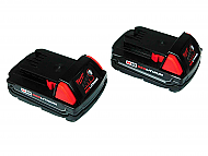 Milwaukee 2606-20 2pack 18V