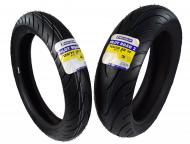 Michelin Road 2 120/70ZR17 Front 160/60ZR17  Rear Motorcycle Tires Set