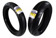 Michelin Road 2 120/70ZR17 Front 180/55ZR17  Rear Motorcycle Tires Set