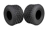 "MASSFX 20"" Rear ATV Tire 20x11-9 Two Pack Tires 4 PLY 20x11x9"