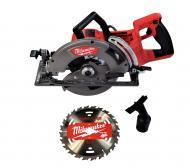 Milwaukee 2830-20 M18 FUEL 18V 7-1/4 in. Rear Handle Circular Saw (Bare Tool)