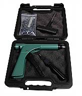 Stop & Go 1085 Deluxe Flat Tire Repair Kit with Case Plug and Leak Tool Kit