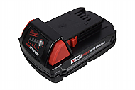 Milwaukee 48-11-1815 M18 Compact REDLITHIUM Battery 1.5 Ah Lithium-ion
