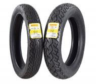 Pirelli MT 66 Route 100/90-18 130/90-16 Front & Rear Cruiser Motorcycle Tire Set