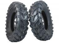 MASSFX ATV MS Tire 2 set 25x8-12 Front 6Ply 25inch