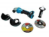 "Makita XAG04Z 18V LXT Brushless Cordless 4-1/2"" Cut-Off Angle Grinder"
