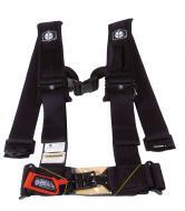 Pro-Armor-A115230-x2-5-Point-3inch-Harness-with-Sewn-in-Pads-Black-2-PACK-image-2