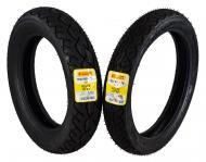 Pirelli MT 66 Route 100/90-18 130/90-15 Front & Rear Cruiser Motorcycle Tire Set