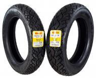 Pirelli MT 66 Route 130/90-16 140/90-16 Front & Rear Cruiser Motorcycle Tire Set