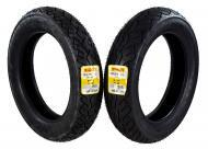 Pirelli MT 66 Route 130/90-16 150/80-16 Front & Rear Cruiser Motorcycle Tire Set