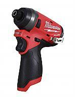 """Milwaukee 2553-20 12-Volt M12 FUEL 1/4"""" Hex Impact Driver (Tool Only)"""