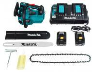 Makita XCU09PT 18V X2 Li-Ion Cordless Top Handle 16 Inch Chain Saw Kit (5.0)