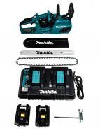Makita XCU07PT 18V X2 (36V) LXT Li-Ion 5.0 Ah 14 in. Chain Saw Kit