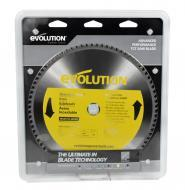 Evolution Power Tools 12BLADESS Stainless Steel Cutting Saw Blade, 12-Inch x 80-Tooth