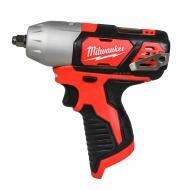 Milwaukee 2463-20 M12 12-Volt Lithium-Ion Cordless 3/8 in. Impact Wrench (Tool-Only)