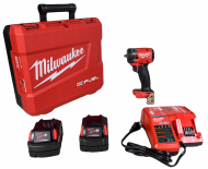 Milwaukee 2854-22 M18 FUEL 3/8 Compact Impact Wrench w/ Friction Ring Kit