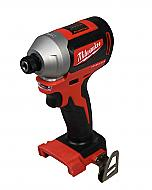 Milwaukee 2850-20 M18 18-volt 1/4-inch Brushless Hex Impact Driver - Bare Tool