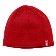 Milwaukee-502R Fleece Lined Knit Hat - Red
