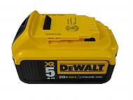Dewalt DCB205-NBX 20V 5.0 Ah Single Lithium-Ion Battery