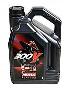 Motul 104115 300V 4T FL Factory Line Road Racing 5W-40 4l