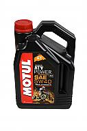 Motul 105898Motor Oil ATV Power 4T 5W40 4L/4.22 Quarts Can