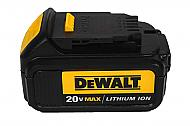Dewalt Dcb200 20-Volt 3-Ah Lithium-Ion Battery Single Pack