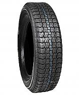 MASSFX ST205/75D15 Bias 6 Ply Trailer Tire Single Tire 205/75-15 205 75 15