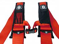 Pro-Armor-A114230RD-4-Point-3inch-Harness-with-Sewn-in-Pads-Red-image-2