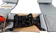 Pro-Armor-A114230SV-4-Point-3inch-Harness-with-Sewn-in-Pads-Silver-image-4