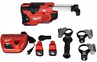 Milwaukee 2306-22 Dust Removal M12  Hammervac Universal Dust Extractor Kit