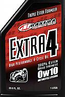 Maxima-30-13901-Extra4-0W-10-Synthetic-4T-Motorcycle-Engine-Oil-1-Liter-Bottle-image-4