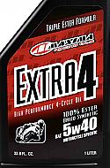 Maxima-30-17901-Extra4-5W-40-Synthetic-4T-Motorcycle-Engine-Oil-1-Liter-Bottle-image-4