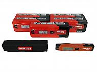 Hilti 3520546 Laser Range Meter PD 5 Measuring Systems w/ Pouch 5-Pack