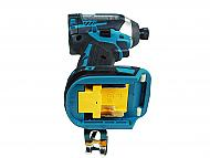 Makita-XDT14Z-18V-1-4-Impact-Driver-with-BL1840B-Battery-Pack-image-4