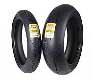 PIRELLI TIRES Front 120/70ZR17 Rear 200/55ZR17 SUPER CORSA V2 Motorcycle Tires