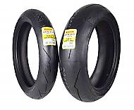 PIRELLI TIRES Front 120/70ZR17 Rear 180/55ZR17 SUPER CORSA V2 Motorcycle Tires