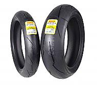 PIRELLI TIRES Front 120/70ZR17 Rear 180/60ZR17 SUPER CORSA V2 Motorcycle Tires