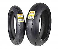 PIRELLI TIRES Front 120/70ZR17 Rear 190/55ZR17 SUPER CORSA V2 Motorcycle Tires
