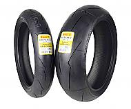 PIRELLI TIRES Front 120/70ZR17 Rear 190/50ZR17 SUPER CORSA V2 Motorcycle Tires