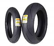 Pirelli Super Corsa V3 Front 120/70ZR17 Rear 200/60ZR17 Motorcycle Tires Set