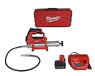 Milwaukee 2446-21XC M12 12V Cordless Grease Gun Kit 3.0 Ah
