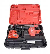 Milwaukee M18 18-Volt FUEL Lithium-Ion Brushless Cordless 1-9/16 Inch SDS-Max Rotary Hammer Kit (...