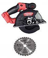 Milwaukee 2782-20 M18 Fuel 18v Brushless Lithium-ion 5-3/8inchcordless Metal Saw