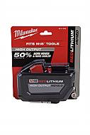 Milwaukee 48-11-1812 M18 Redlithium High Output HD 12.0AH Battery Pack