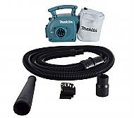 Makita XCV02Z 18V LXT Lithium-Ion Cordless 3/4 Gallon Portable Dry Dust Extractor