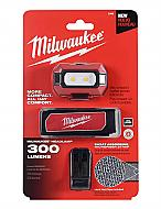 Milwaukee 2106 Battery Powered 300 Lumen Head Lamp